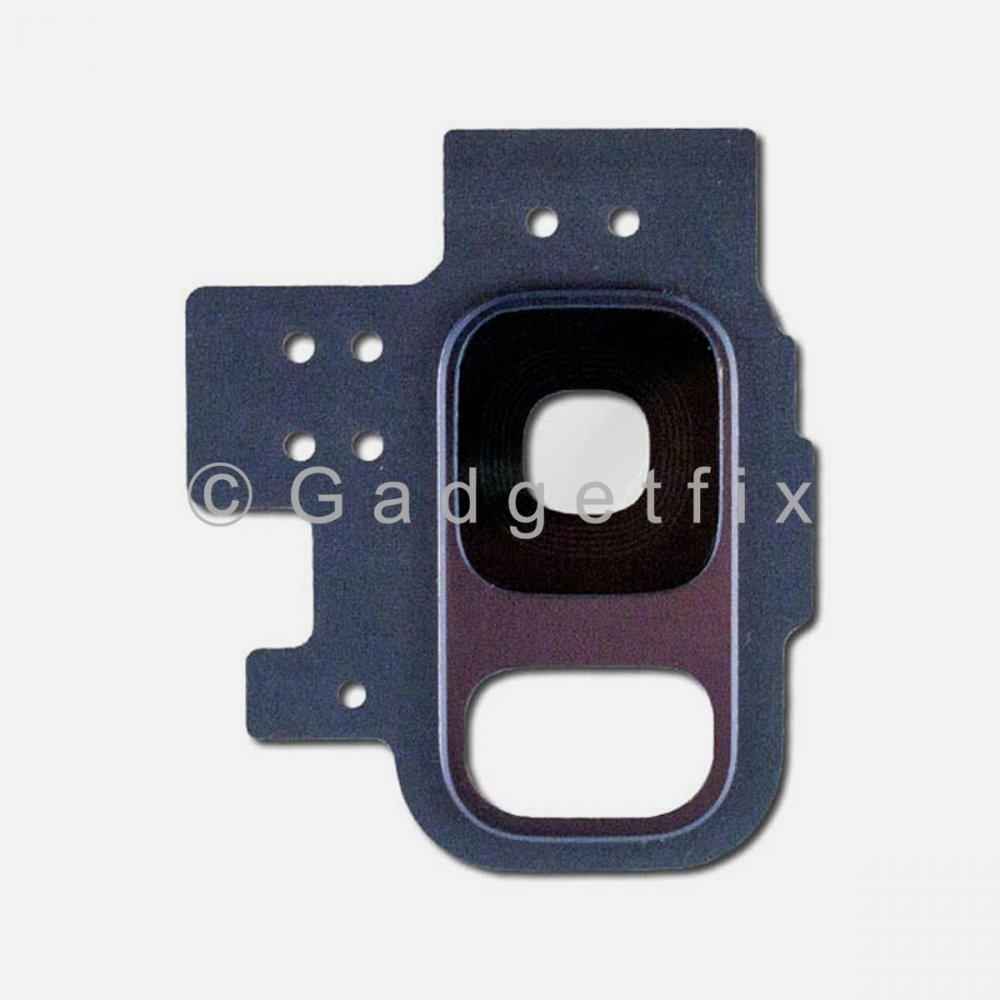 Blue Back Camera Lens Cover for Samsung Galaxy S9