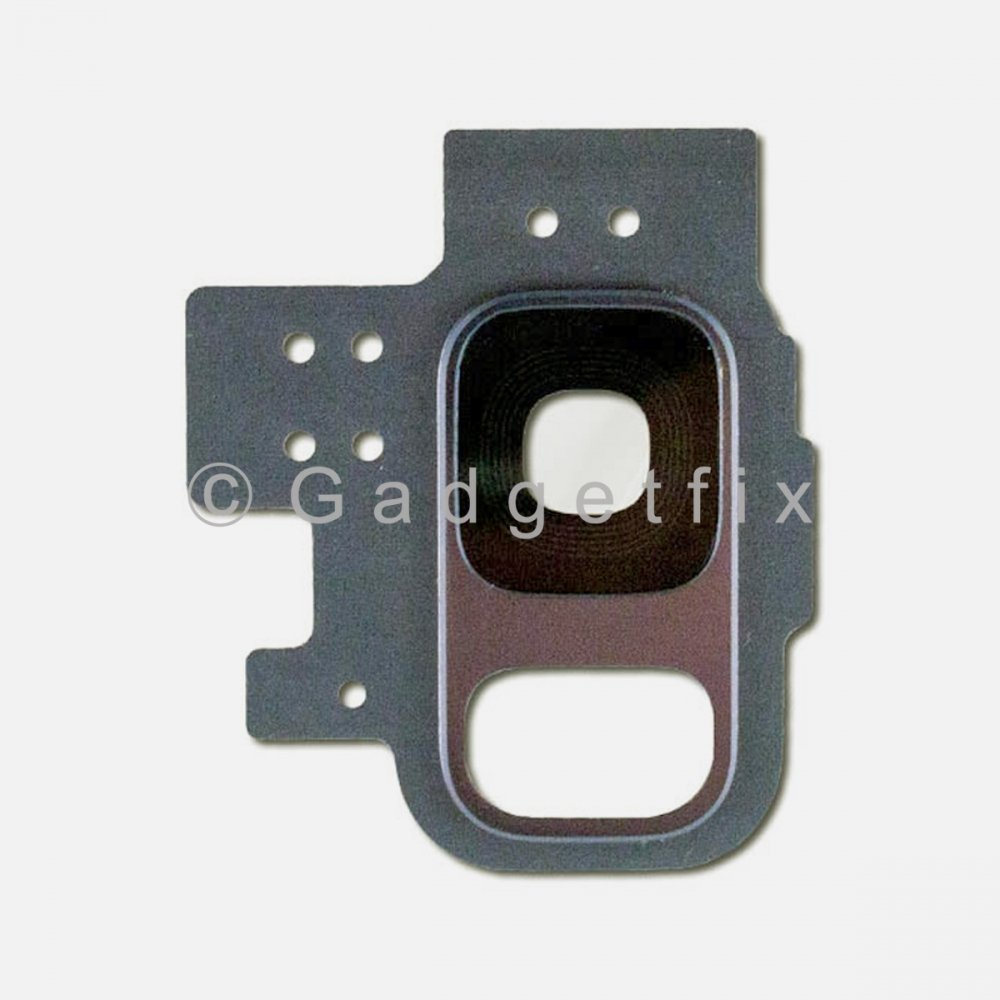 Gray Back Camera Lens Cover for Samsung Galaxy S9