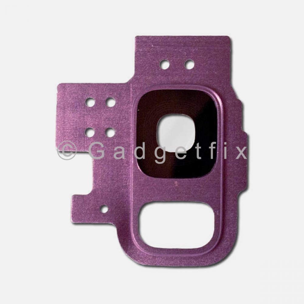 Purple Back Camera Lens Cover for Samsung Galaxy S9