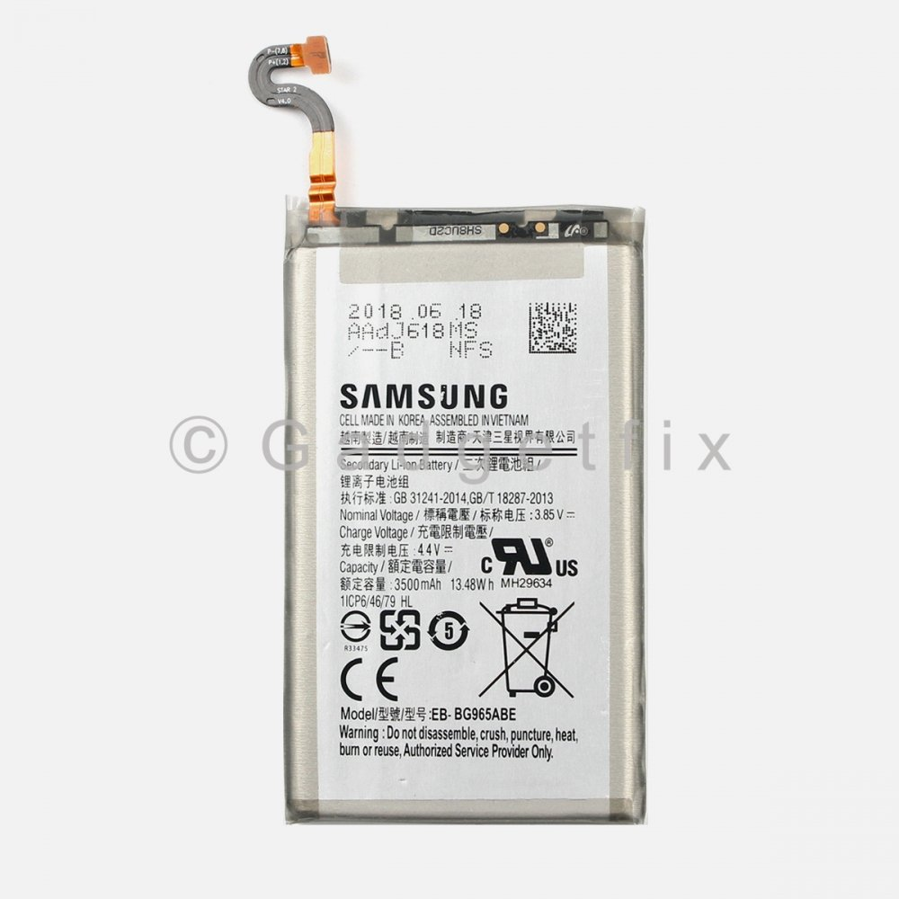 EB-BG965ABE Battery Replacement For Samsung Galaxy S9 Plus