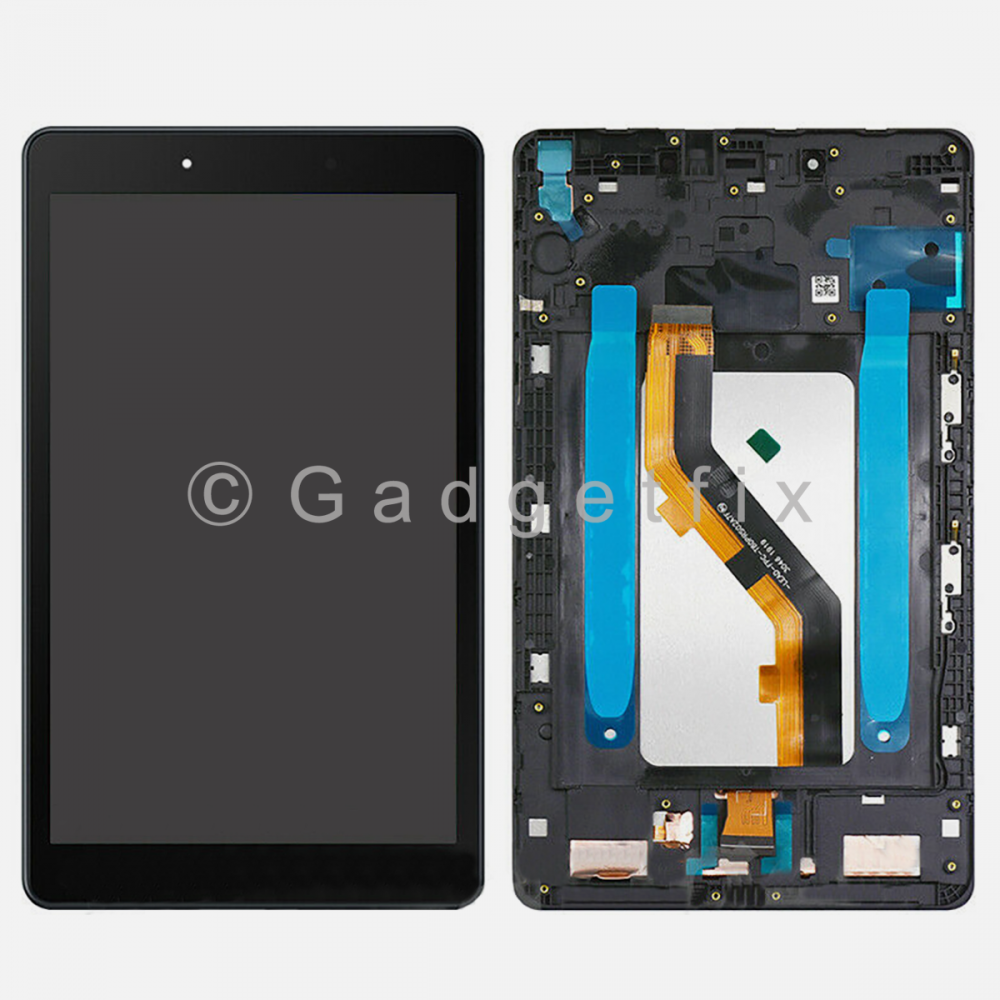 "Display LCD Touch Screen Digitizer Frame For Galaxy Tab A 8.0"" (2019) SM-T290 (Wifi)"