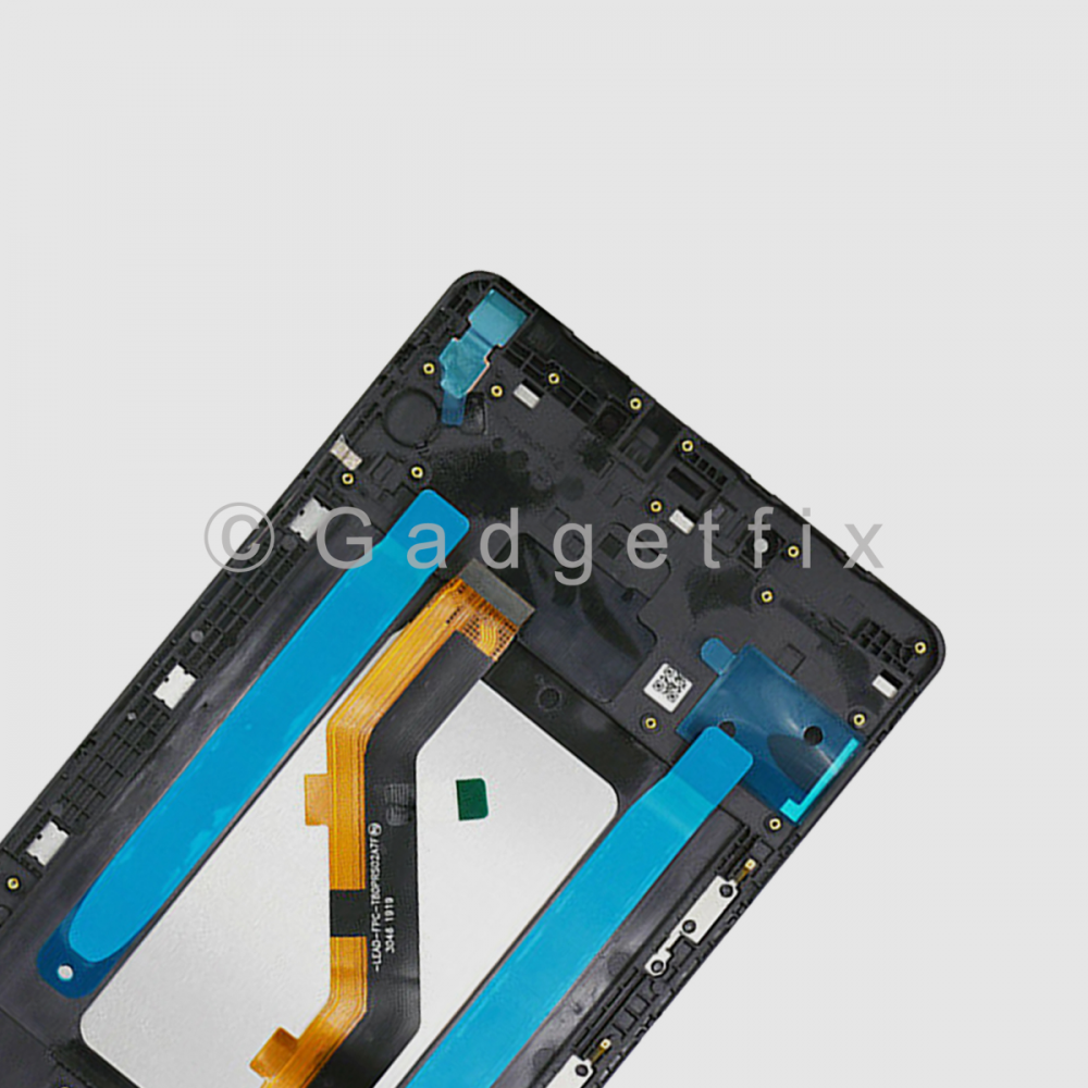 """Display LCD Touch Screen Digitizer + Frame For Galaxy Tab A 8.0"""" (2019) SM-T290"""
