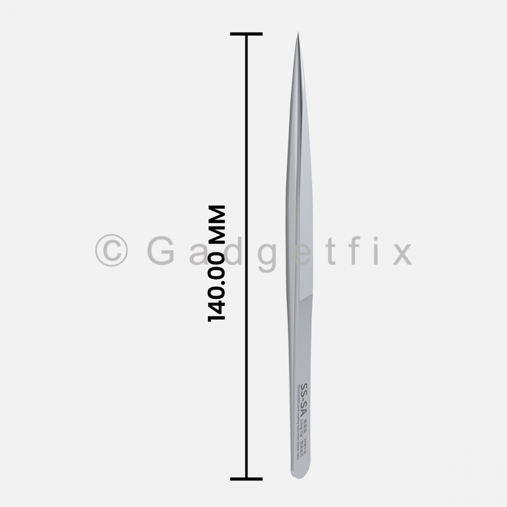 Qianli MEGA IDEA Tweezer SS-SA Stainless Steel Long Tip