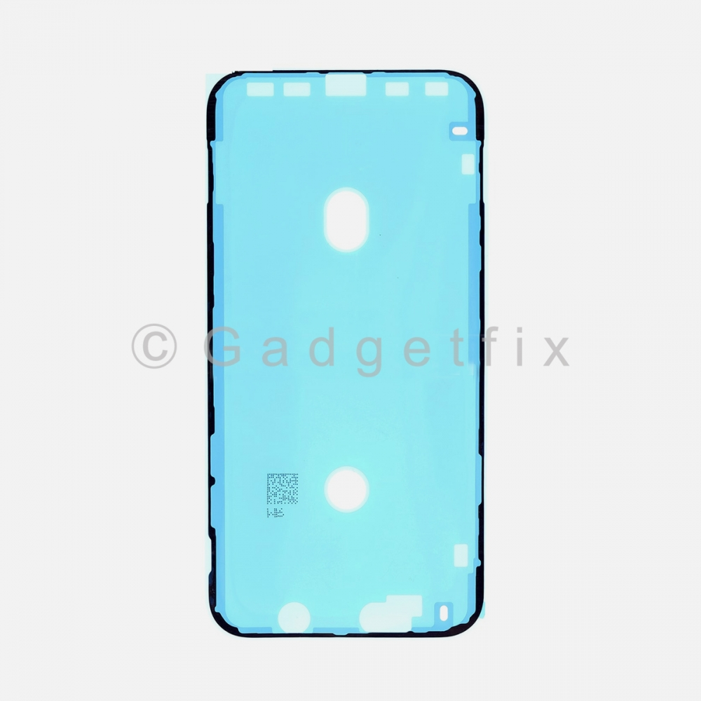 Digitizer Frame Water Seal Gasket Adhesive Tape For Iphone XR