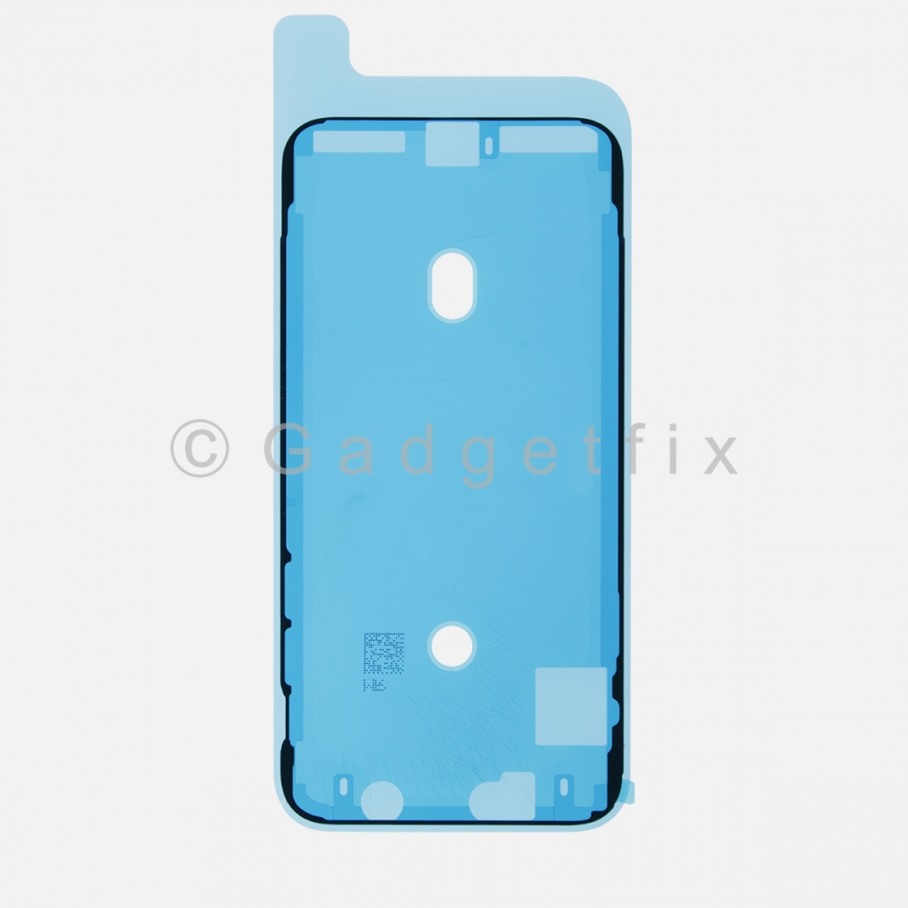 Digitizer Frame Water Seal Gasket Adhesive Tape For Iphone XS