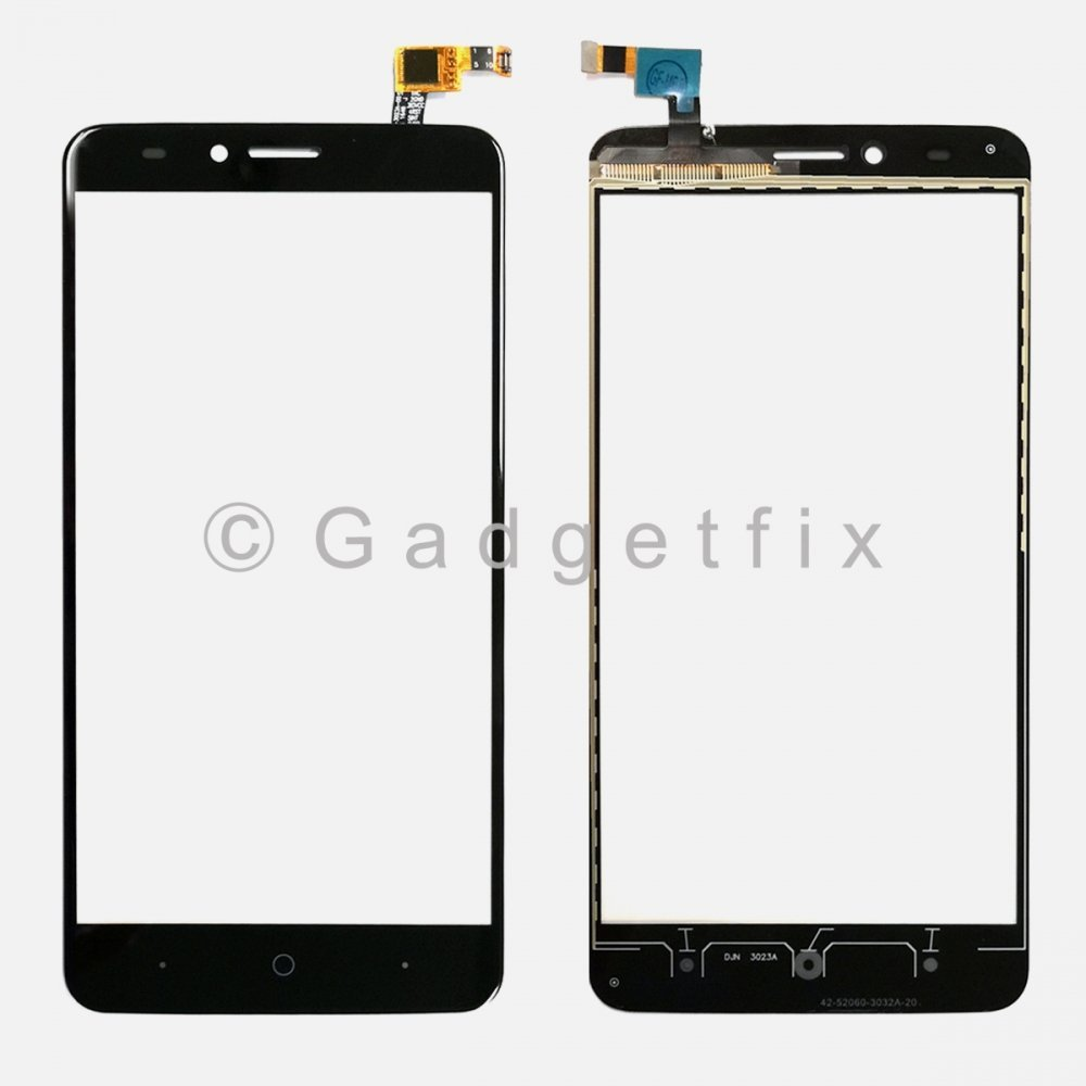Outer Glass Lens Touch Screen Digitizer For ZTE Blade X Max Z983